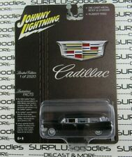 Johnny Lightning 1:64 2020 Hobby Exclusive 1959 CADILLAC HEARSE Funeral Car