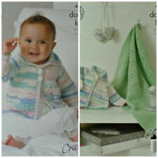 Clothing/Shoes DK/Double Knit Crochet Patterns Patterns