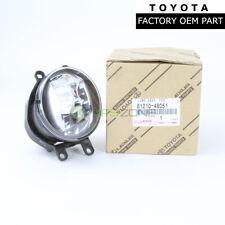 GENUINE TOYOTA TUNDRA LEXUS IS F PASSENGER SIDE FOG LAMP ASSEMBLY OEM 8121048051