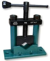 """Heavy Duty Pillar Type Pipe Vise 1/2"""" To 2"""" ISO Certified Hi Quality"""