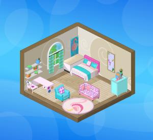 !!!Choose 3!!! 2020 Webkinz TWEEN Deluxe Gift Box Room Theme Items