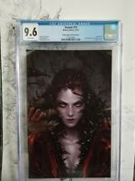 Venom #19 JeehyungLee Mary Jane Carnage Virgin Variant CGC 9.6 New Slab! D Cates