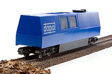 Dapol B802 H0 Schienenreinigungswagen / Schienenstaubsauger
