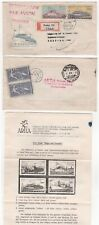 1960 CZECHOSLOVAKIA First Day Cover SHIPS & VESSELS SG1137/8 + Information Sheet