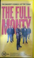 The Full Monty VHS Video Tape
