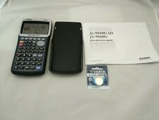 Calculadora Casio FX-9860G # 659