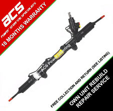 *OWN UNIT REBUILD SERVICE* KIA SPORTAGE POWER STEERING RACK 2004 TO 2010