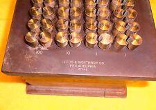Antique Vintage Phone Party Line Box Leeds & Northup Co Philadelphia #67348