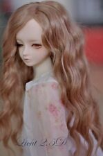 1 4 7-8 Bjd Wig Msd Mdd Aod Doc Sd Dz Dod Luts Dollfie Doll Toy Head Hair