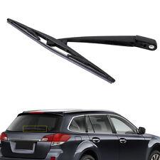 Rear Window Windshield Wiper Arm + Blade For Subaru Forester Impreza 2004-2007
