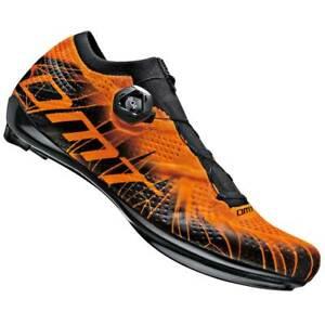 DMT KR1 Orange Road Cycling Shoe RRP£302.99
