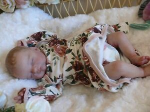 "Reborn Laura Lee Eagles ""Evie"" by ""Heaven's Touch Nursery"""