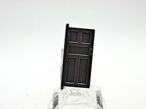 Plasticville Switch Tower Light gray door O/S Scale
