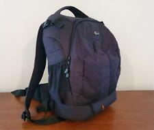 Genuine Lowepro Flipside 400 AW Camera Photo Bag Backpack Black