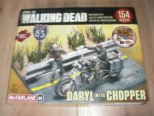 The Walking Dead TV Series Daryl with Chopper Bauset NEU