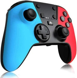 Wireless Controller - Nintendo Switch - Rot & Blau - Vibration - Bluetooth