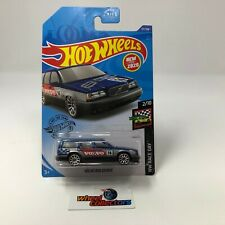 Volvo 850 Estate #57 * Blue * 2020 Hot Wheels Case J * ZC16