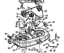 Mtd Lawnmower Accessories Amp Parts Ebay