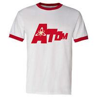 Marvel inspired 'ATOM'  Big Bang Theory Sheldon Cooper type T shirt