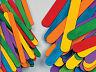Colour Wooden Lollipop stick lollypop sticks lolly stick - UK Seller