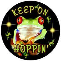 Budweiser Frogs 4 x4 Decal Window //Humorous//Beer//Outdoor//Tailgate Vinyl Decal