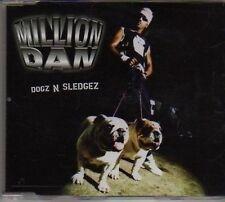 (AX184) Million Dan, Dogz N Sledgez - DJ CD