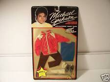 "MICHAEL JACKSON AUTHENTIC STAGE OUTFIT FROM ""BEAT IT"""