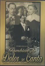 Tambien De Dolor Se Canta DVD NEW Pedro Infante  ! Grandes De Nuestro Cine !