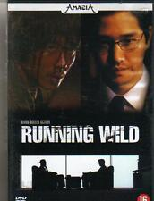 DVD - RUNNING WILD - KOREAN ACTION MOVIE  sub NEDERLANDS REGION 2 EUROPE