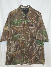 Winchester Camoflauge Hunting Shirt Men's Size XL