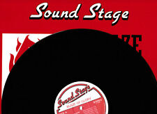 SOUND STAGE AVF 31 -BLAZE OF GLORY  JAMES HARRINGTON LIBRARY MUSIC -VINYL LP
