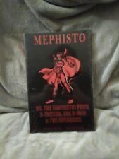 Mephisto VS The Fantastic Four, X Factor, The X Men, & The Avengers NEW SEALED