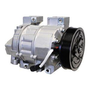 For Nissan Altima 2.5 L4 2007-2012 A/C Compressor and Clutch Denso 471-5003