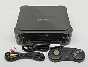 Panasonic 3DO REAL FZ-1 Console System  Work Japanese