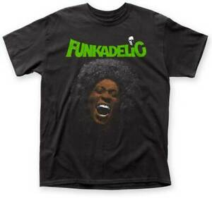 New Funkadelic Free Your Mind George Clinton Parliament T-Shirt badhabitmerch