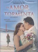 SEALED - Un Amor En La Tormenta ( Safe Harbour ) DVD Melissa Gilbert BRAND NEW