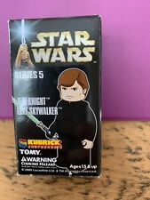 Tomy Kubrick Star Wars Series 5 Jedi Knight Luke Skywalker Figure-New