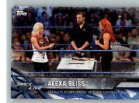 2017 WWE Women's Division Moments #8 Alexa Bliss Becky Lynch