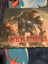 Iron Man | Iron Man 3 The art of the Movie - HARD Cover
