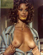 *Sydne Rome Quoi? Roman Polanski Photo kodak vintage