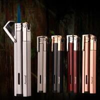 Cigar Torch Jet Lighter Refillable Butane Windproof Flame Cigarette Lighters