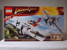 LEGO INDIANA JONES 7198 Fighter Plane Attack - New, Unopened, Factory Sealed Set