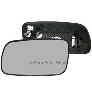 Left CLIP ON mirror glass Toyota Corolla 2004-2007 Heated