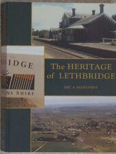 THE HERITAGE OF LETHBRIDGE – Geelong