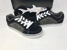NEW! Maui Youth Boy's Fin Shoes Black/Grey W59 az