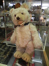 STEIFF Bambino Di Teddy (a 1950) 40cm Originale -Hum paws - voce