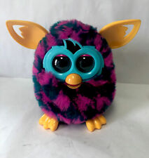 2012 HASBRO Violet /Teal Furby PA-282 A6808/A4342 Boom TESTED WORKS PERFECTLY