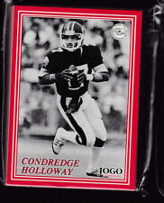 2000 Jogo CFL HOF SET SERIES F 25 CARDS INCLUDES CONDREDGE HOLLOWAY