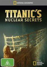 National Geographic - Titanic's Nuclear Secrets (DVD, 2011) Region 4