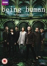 Being Human: Complete Series 1-5 (Box Set) [DVD]